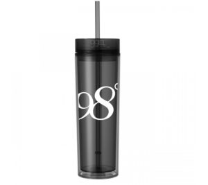 98 Degrees - Nick Lachey - 16oz - Skinny Tumbler With Straw and Lid- Hot & Cold - 98 - God Give Me Truth