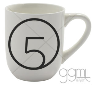 Fifth Harmony - 12oz - Stoneware Mug - Hot & Cold - God Give Me Truth